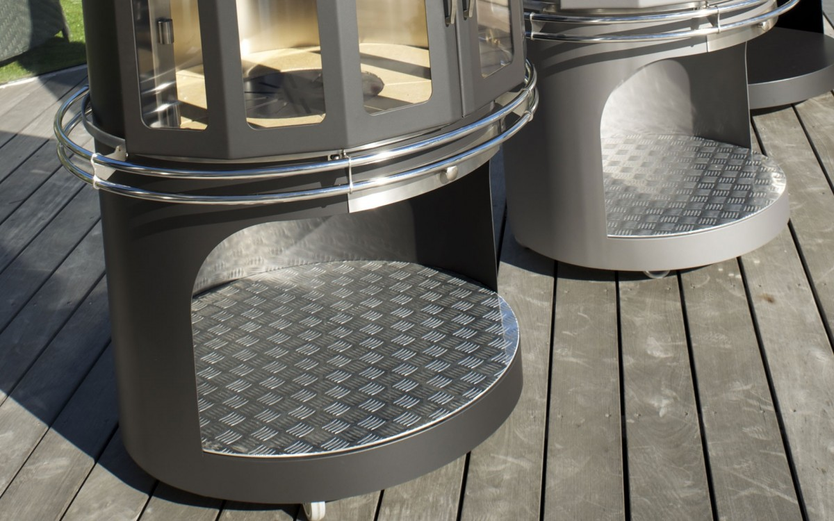 Plaque de fond meubles de jardin emyloly by nicolazi design taille m - Plaque fond de meuble ...